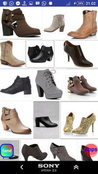 Ankle Boots Design screenshot 2
