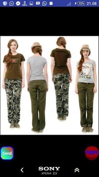 Girl Trousers Design screenshot 5