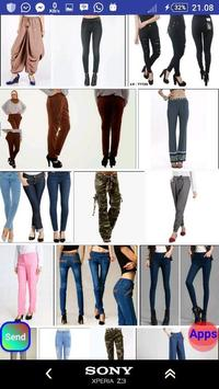 Girl Trousers Design screenshot 9