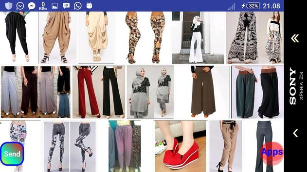 Girl Trousers Design screenshot 17