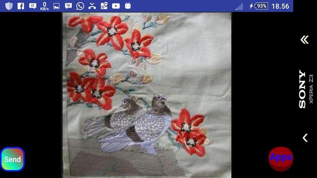 Embroidery Design screenshot 4