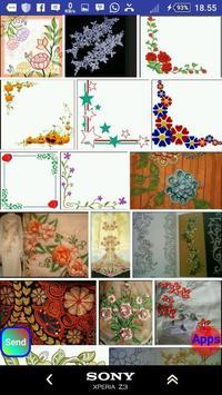 Embroidery Design screenshot 2
