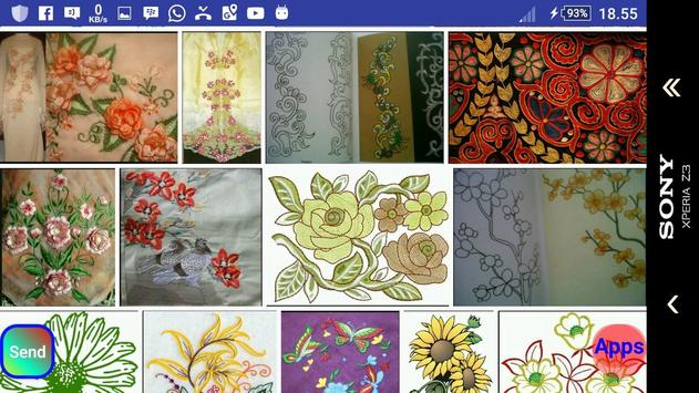 Embroidery Design screenshot 3