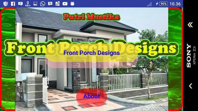 Front Porch Design screenshot 1