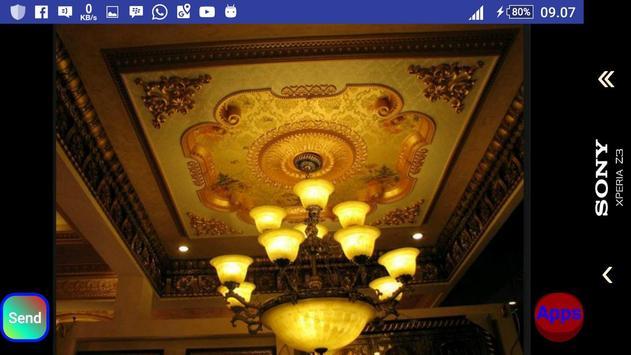 Modern Ceiling Design screenshot 4