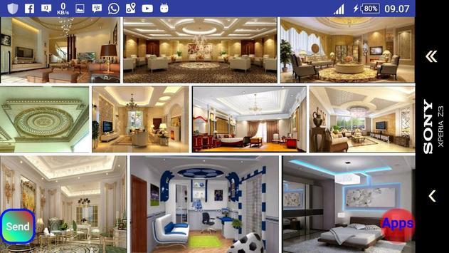 Modern Ceiling Design screenshot 17