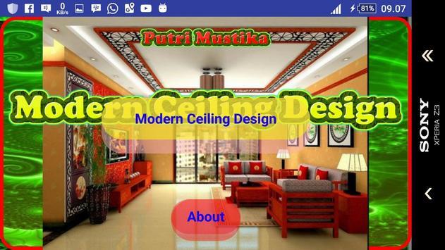 Modern Ceiling Design screenshot 15