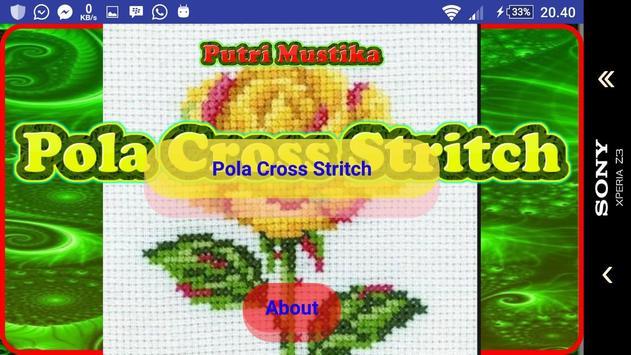 Pola Cross Stritch screenshot 8