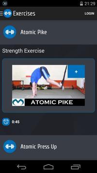 Morgan Fitness Trainer apk screenshot