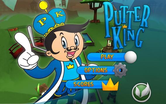Putter King poster