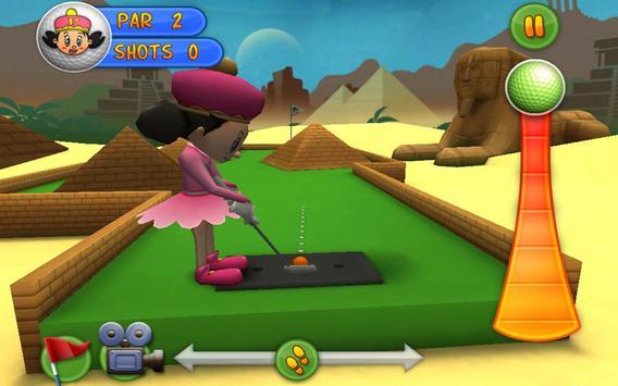 Putter King apk screenshot