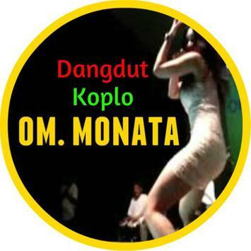 Dangdut Koplo Monata poster