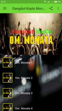 Dangdut Koplo Monata Mp3 Lengkap apk screenshot