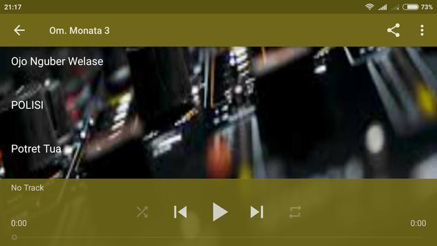 Dangdut Koplo Monata screenshot 8