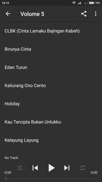 Dangdut Hip Hop Mp3 Hits captura de pantalla de la apk