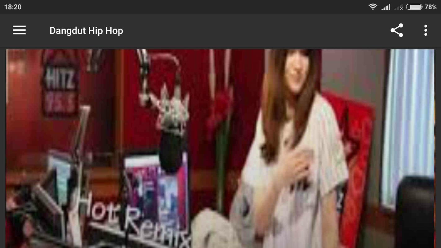 ... Dangdut Hip Hop Mp3 Hits captura de pantalla de la apk