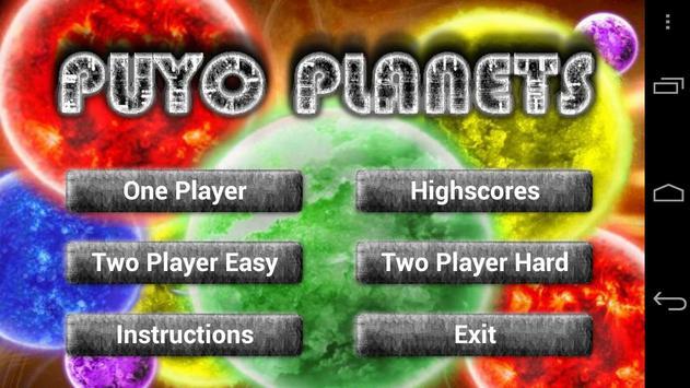 Puyo Planets poster