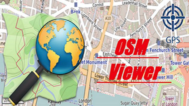 Osm viewer a handy gps map apk download free maps navigation osm viewer a handy gps map poster gumiabroncs Images