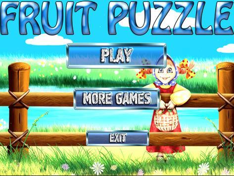 FRUIT PUZZLE poster
