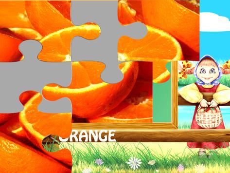 FRUIT PUZZLE screenshot 11
