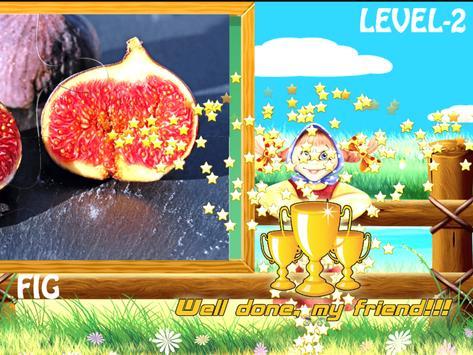 FRUIT PUZZLE screenshot 4