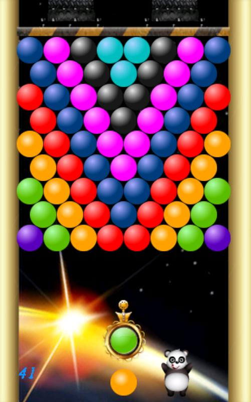Bubble Shooter Deluxe Deutsch