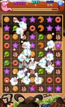 Cookie Match 3 Mania screenshot 2