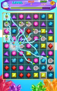 Jewels Quest Blast Mania poster