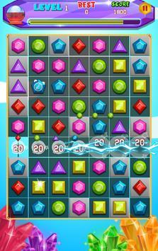 Jewels Quest Blast Mania screenshot 1
