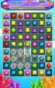 Jewels Quest Blast Mania screenshot 2