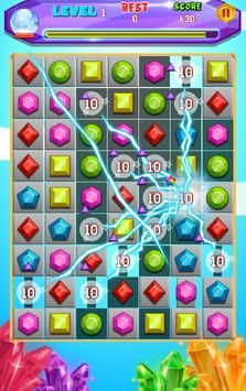 Jewels Quest Blast Mania screenshot 3
