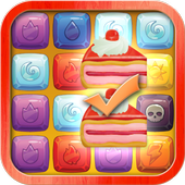 Sweets Match Memory Mania icon