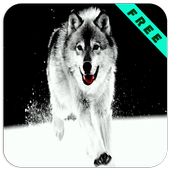 Wolf Puzzle Games icon