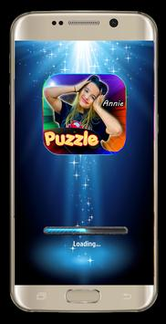 Annie Leblanc puzzle screenshot 1