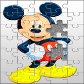 Puzzle For Cute Mickey icon