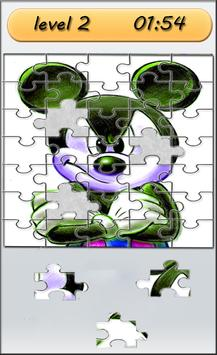 Puzzle For Cute Mickey apk screenshot