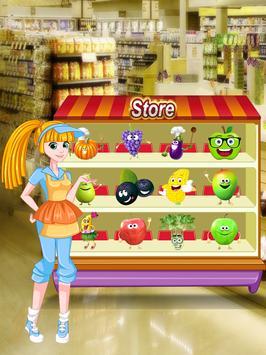 Fruits & Vegetables For Kids : Picture-Quiz screenshot 16