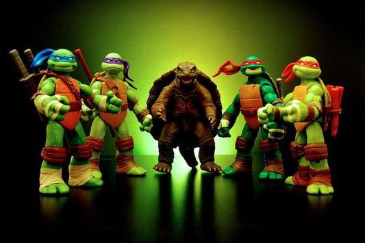 Ninja Turtles Switch Games poster