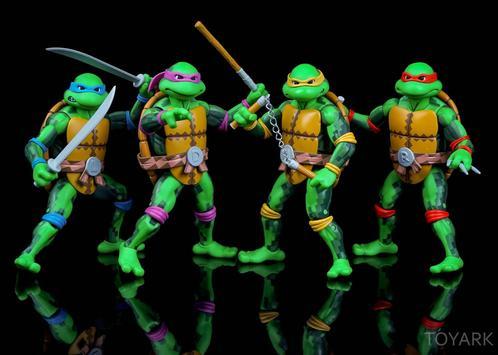 Ninja Turtles Switch Games screenshot 1