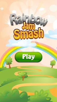 Rainbow Smash Jam poster