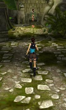 Puzzle Relic Run Lara Croft poster