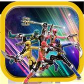 Rangers VS Samurai Rangers Games icon