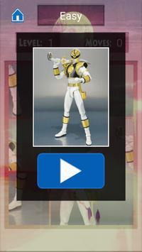 Rangers VS Samurai Rangers Games screenshot 1