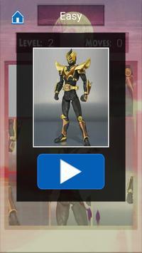 Rangers VS Samurai Rangers Games screenshot 2