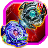 Super Beyblade Flying Games icon