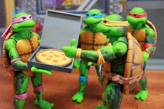 Crazy Ninja Turtles screenshot 1
