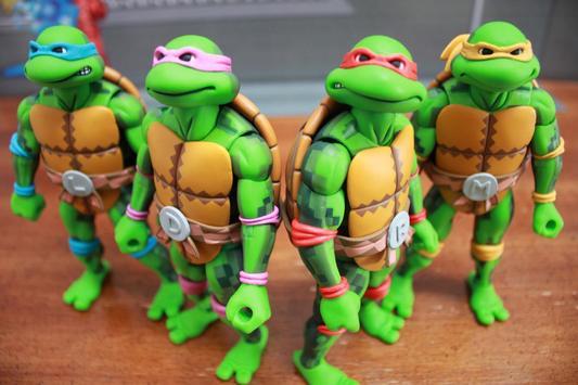 Crazy Ninja Turtles screenshot 2