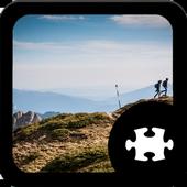 Wanderlust Jigsaw Puzzle icon