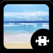Beach Puzzle icon