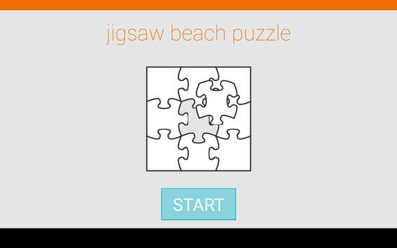 Beach Puzzle apk screenshot